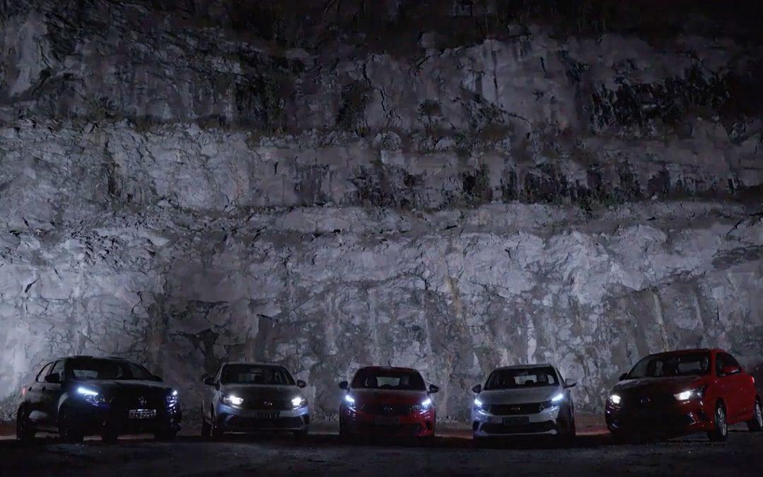 Fiat pone ejemplo de cómo lanzar una campaña de publicidad en plena contingencia.