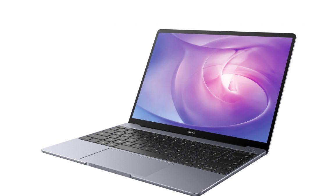 En plena contingencia, Huawei lanza nueva laptop y supera expectativas